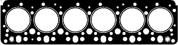 SİLİNDİR KAPAK CONTASI ı 2517-2521-2524